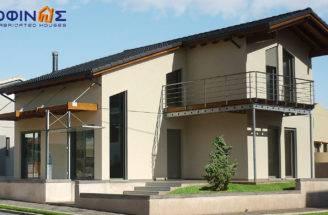Story House Kofinas Prefabricated Houses Greece