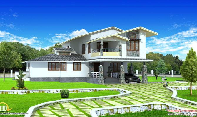 Story House Plan Home Appliance