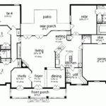 Story House Plans Home Pinterest