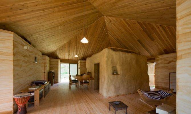 Straw Bale Home Designs Area