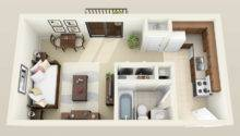 Studio Bedroom Apartments Madison Floor Plans