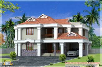 Style Beautiful Home Designs Kerala Design Floor Plans