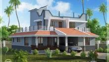 Style Bedroom Home Plan Kerala Design Floor Plans