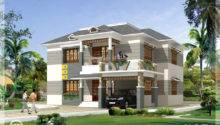 Style Home Plan Elevation Kerala Design Floor Plans