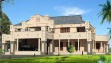 Style Super Luxury Home Design Kerala Floor Plans