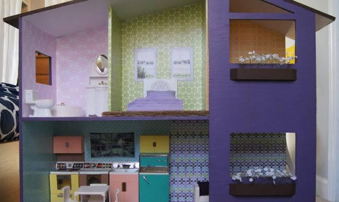 Sutton Grace Mod Doll House Plans