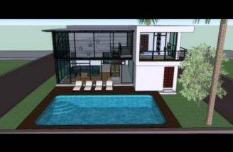 Swimming Pool Design Modern House Plans