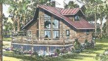 Sylvan Frame House Plans Cabin Vacation Associated