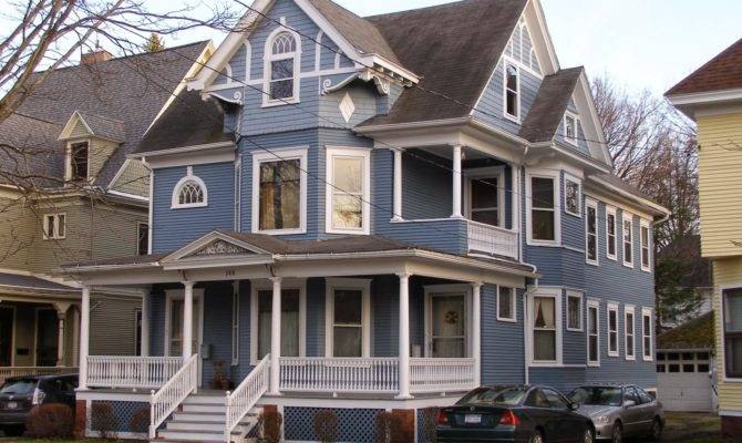 Syracuse Victoria Place One Four Oldest Houses