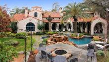 Texas Mediterranean Style Homes
