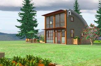 Theqcabin Small Tiny Cottage House Resourcesforlife