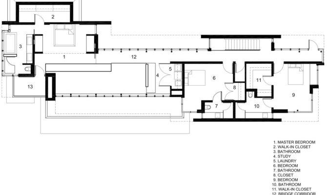 Third Floor Plans Contemporary House Design Canada
