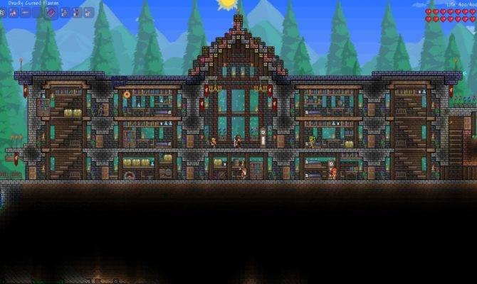 Three Story Houses
