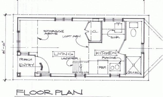 Tiny Cottage Plans Unique House