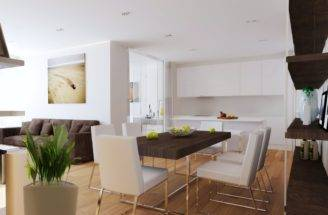 Tips Combining Kitchen Dining Room Decorative