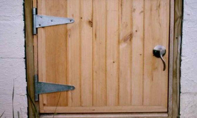Top Crawl Space Doors Vents