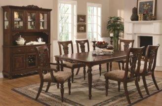 Traditional Dining Room Design Idea