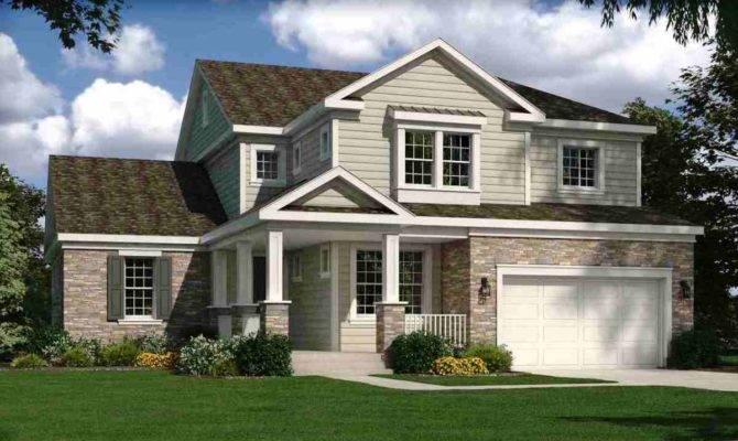 Traditional Exterior House Design