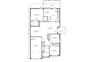Traditional House Plan Standard Set Pdf Format