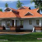 Traditional Kerala Style One Floor House Models