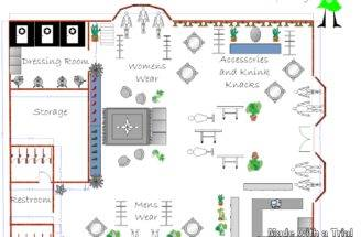 Treehouse Floor Plan Frompo