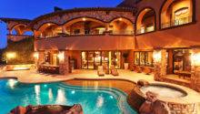 Tricked Out Mansions Showcasing Luxury Houses May
