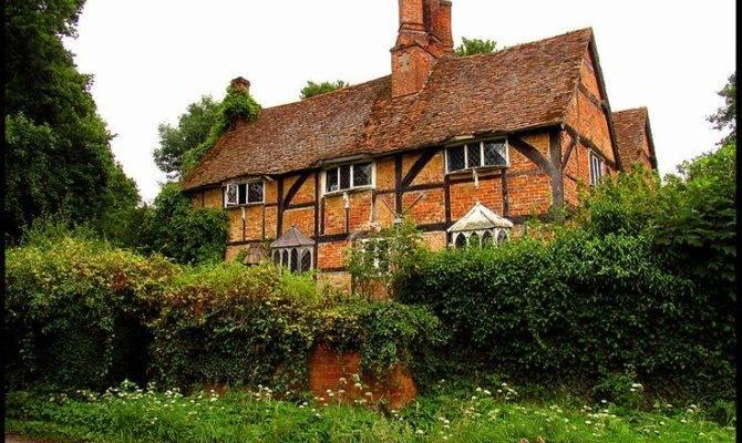Tudor Cottage Fantasy Cottages Mini Inspiring Pinterest