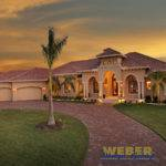 Tuscan House Plan Villa Napoli Weber Design Group
