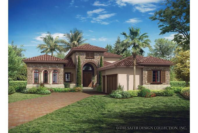 Image Result For Texas Hill Country Tuscan House Plans