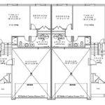 Twin Home Floor Plan Design Decor Ideas