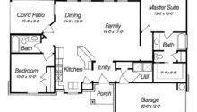Two Bedroom Cottage Hmaffdw Country House Plans