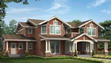 Two Story Craftsman House Plans
