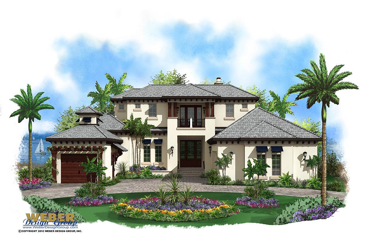 wo Story House Home Floor Plan Plans Weber Design Group - Home ... - ^