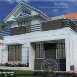 Two Story House Plans Balconies Sri Lanka