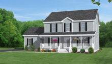 Two Story House Plans Porches