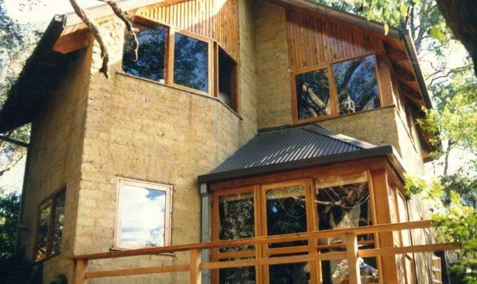 Two Story Load Bearing Mud Brick House Eltham