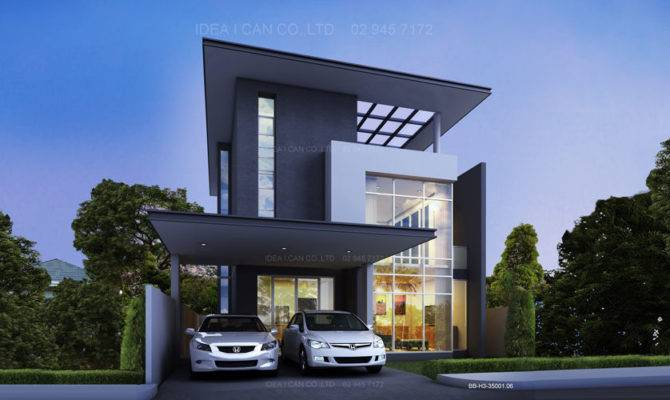 Two Story Modern House Design Quotes