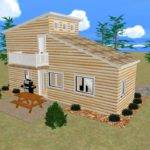 Two Story Small Houses Cozy Home Plans