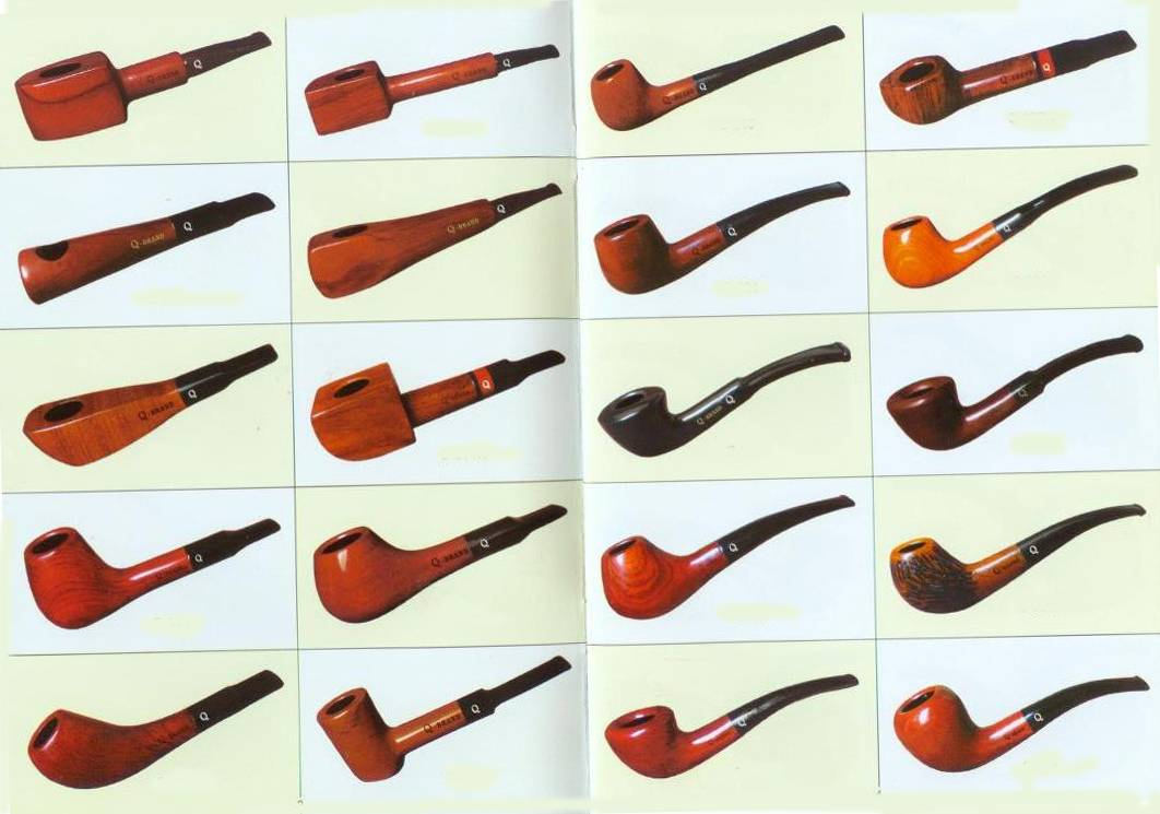 Types Smoking Pipes Home Building Plans 83243