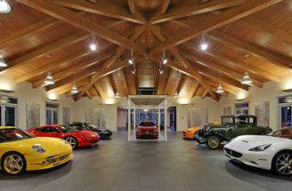 Ultimate Car Collector Home Washington Pics Classy