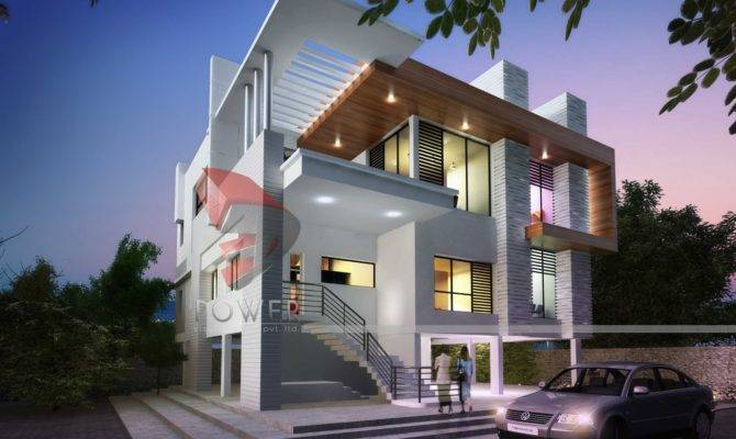 Ultra Modern House Design Architecture Blog