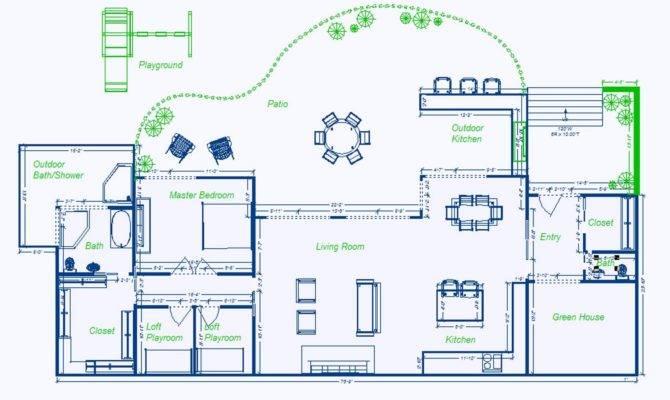 Underground Homes Plans Home