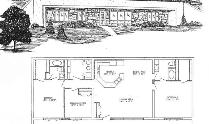 Underground House Plans Home Cabin Decor Pinterest