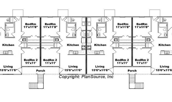 Unit Apartment Building Plans Galleries Imagekb