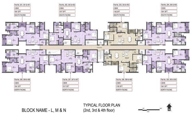 Unit Apartment Building Plansimage