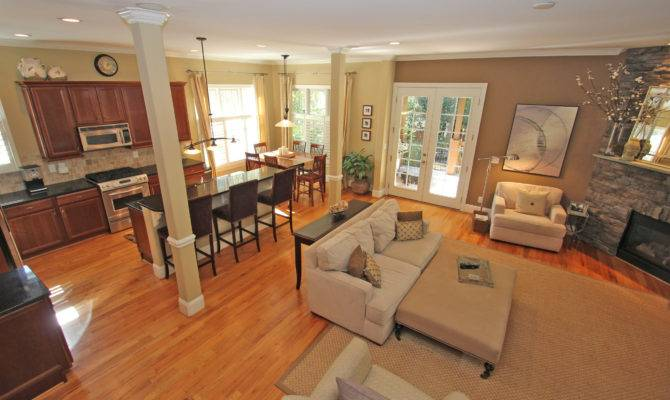 Uploads Open Kitchen Living Room Floor Plan