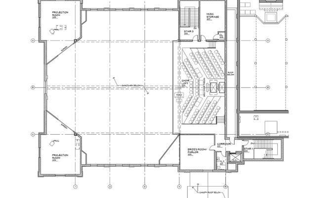 Upstairs Floor Plan Immanuel Lutheran Church School
