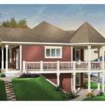 Vacation Friendly Hwbdo Cottage Builderhouseplans