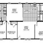 Vacation Home Plans Walkout Basement Floor