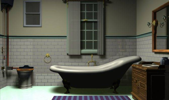 Victorian Bathroom Designs House Home